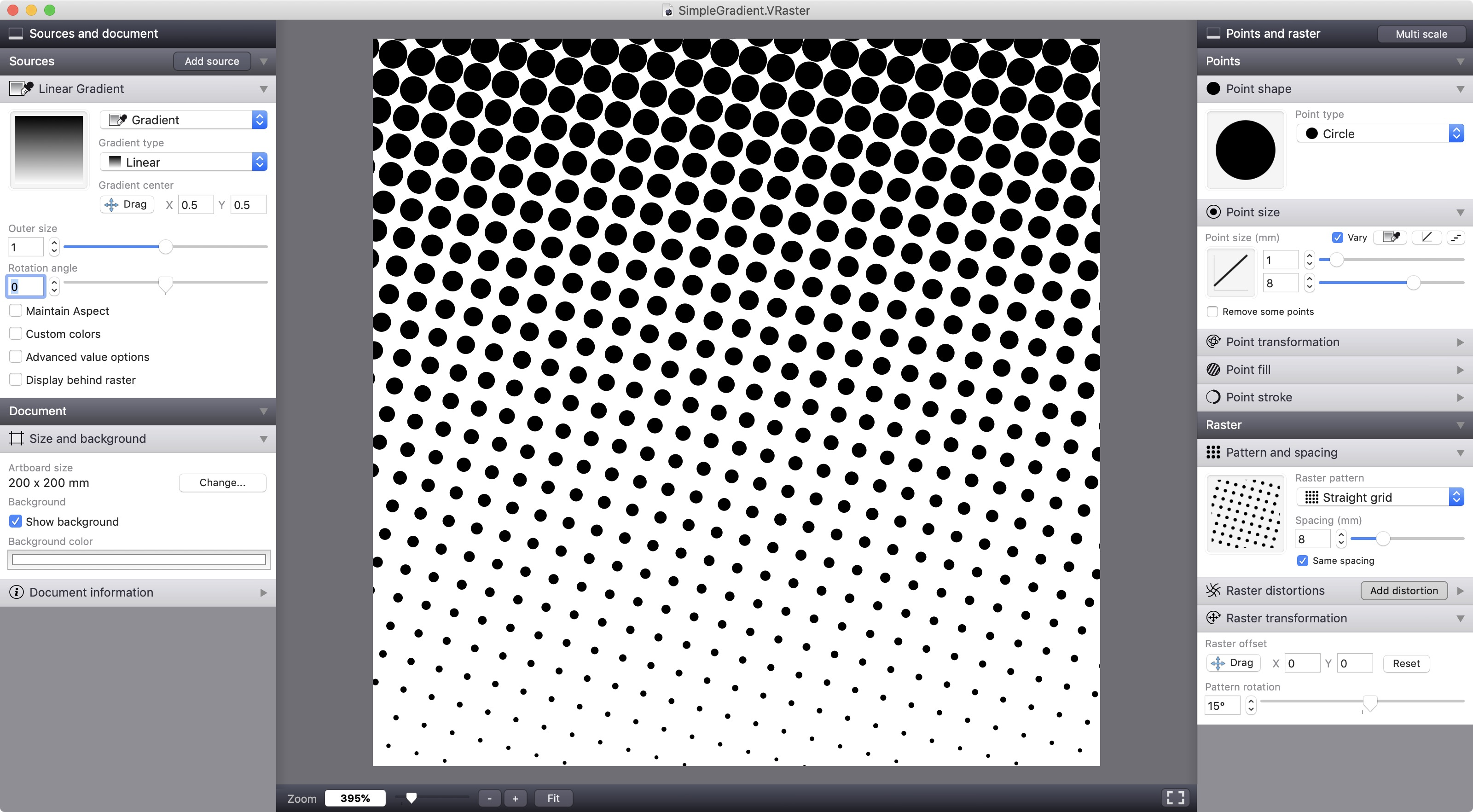 raster to vector software for mac
